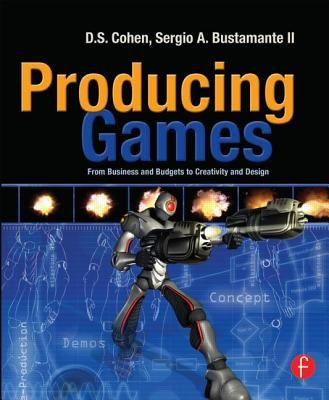 PRODUCING GAMES .