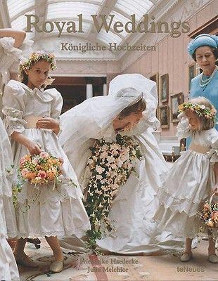 ROYAL WEDDINGS .