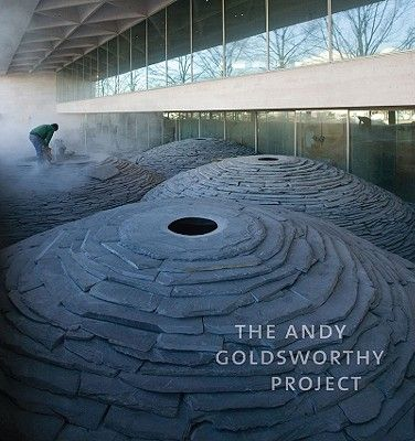 ANDY GOLDSWORTHY PROJEC T