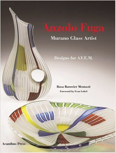 ANZOLO FUGA: MURANO GLA SS ARTIST