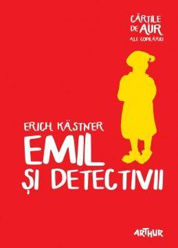 EMIL SI DETECTIVII (CARTILE DE AUR)