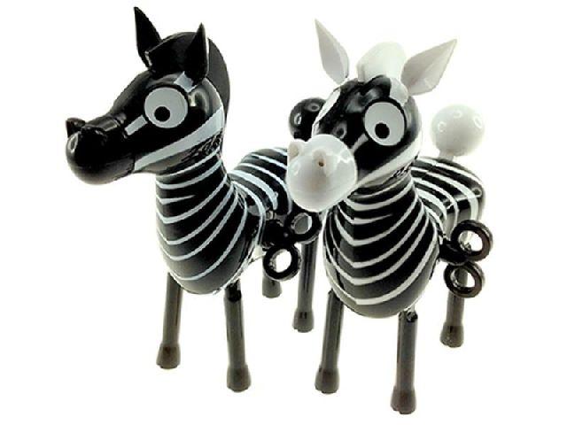 Sare si Pipere, Zebre