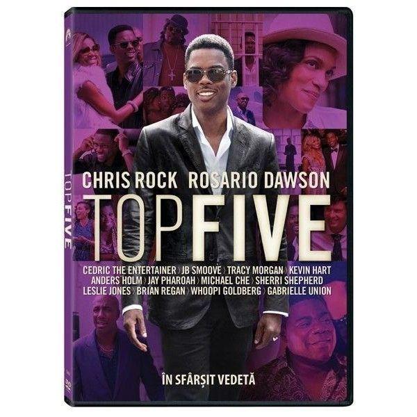 TOP FIVE - IN SFARSIT VEDETA