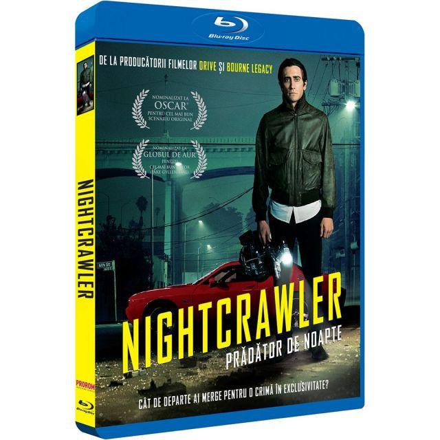 BD: NIGHTCRAWLER -  PRADATOR DE NOAPTE