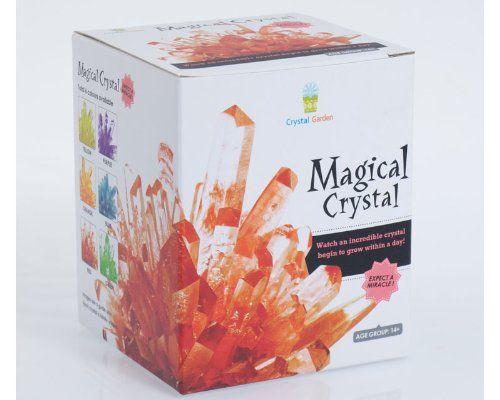 Cristal Magic, rosu