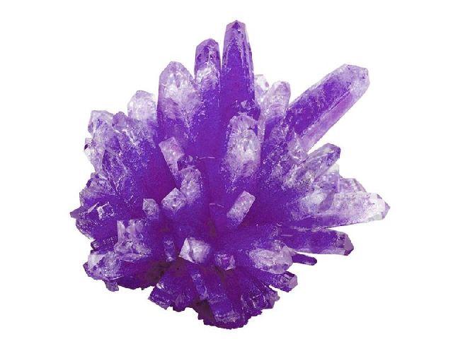 Cristal Magic, violet