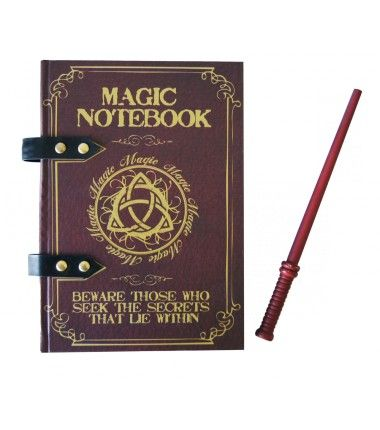 Agenda Magic cu creion