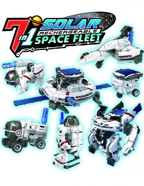 Kit 7 in 1 Robot spatial