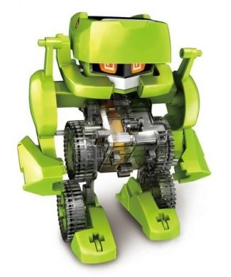 Kit 4 in 1 Robot solar