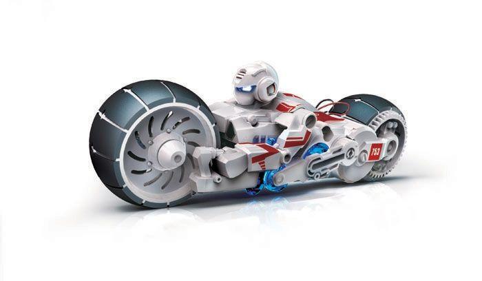 Kit Motocicleta cu apa sarata