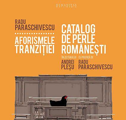 CD AFORISMELE TRANZITIEI 2CD'S