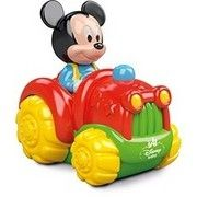 Tractor cu sunet,Mickey,Clementoni,6M+