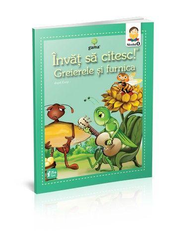 GREIERELE SI FURNICA/ ISC.0