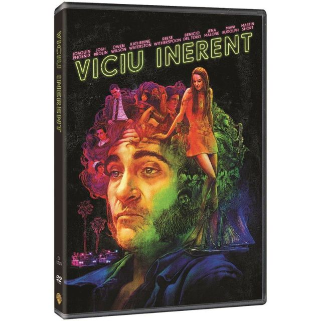 INHERENT VICE - VICIU INERENT