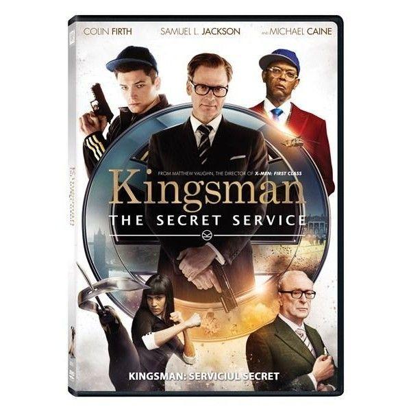 KINGSMAN: THE SECRET SERVICE - SERVICIUL SECRET