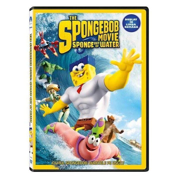 SPONGEBOB MOVIE: SPONGE OUT OF...