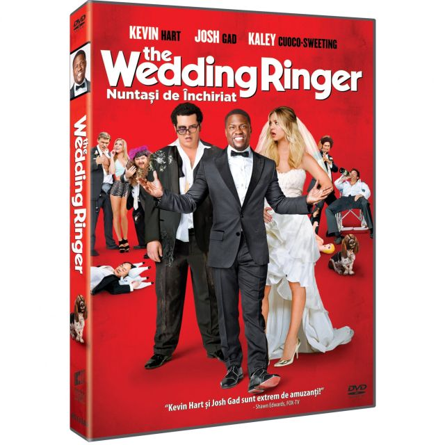 THE WEDDING RINGER - NUNTASI DE INCHIRIAT