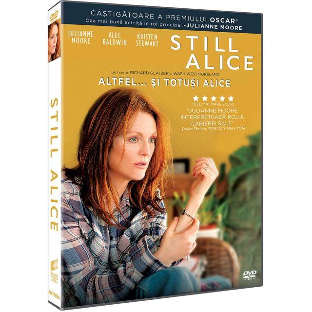STILL ALICE ALTFEL - SI TOTUSI...