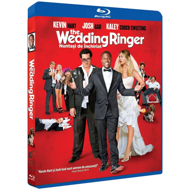 BD: THE WEDDING RINGER -...