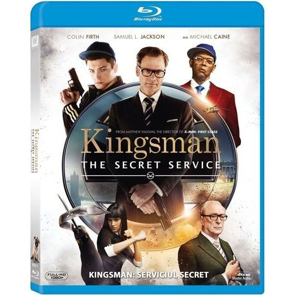 BD: KINGSMAN: THE SECRET SERVICE - SERVICIUL SECRET