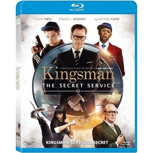 BD: KINGSMAN: THE SECRET SERVICE - SERVICIUL SECRET