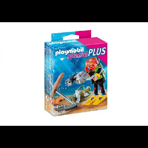 Playmobil-Cautator de comori