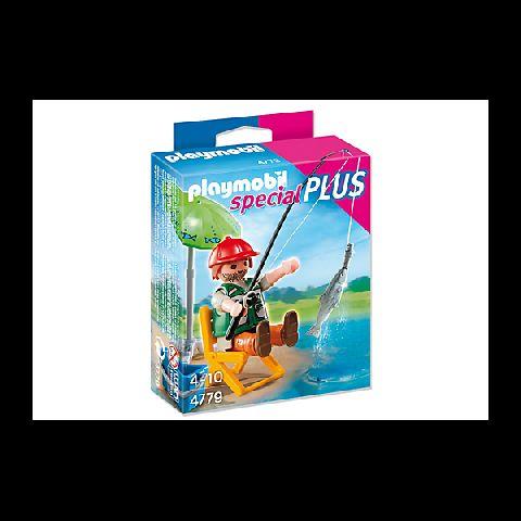 Playmobil-Pescar cu echipament