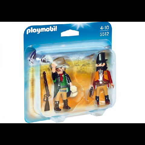Playmobil-Set seriful si banditul
