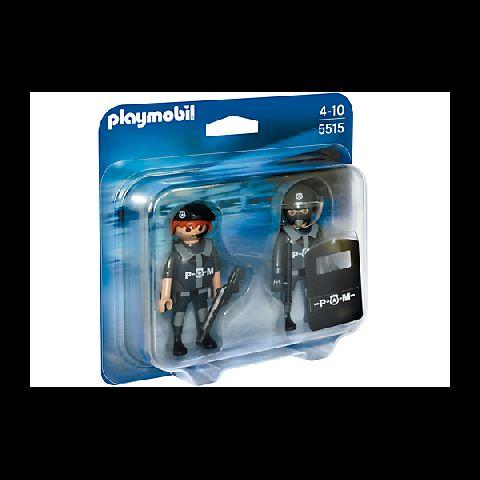 Playmobil-Set echipa de politie