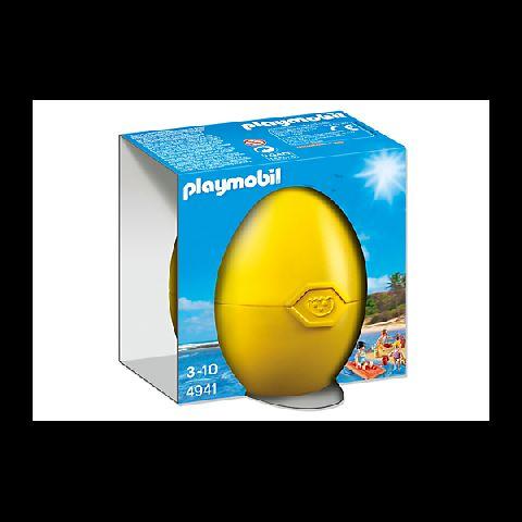 Playmobil-Distractie la plaja