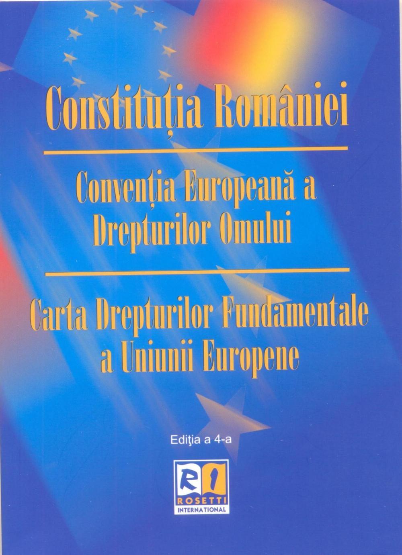 CONSTITUTIA ROMANIEI....