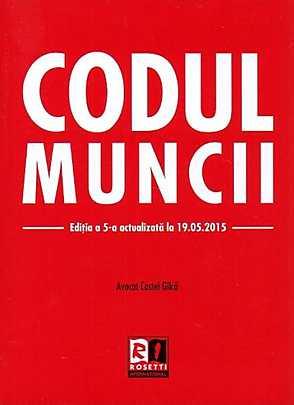 CODUL MUNCII - EDITIA A 5-A...