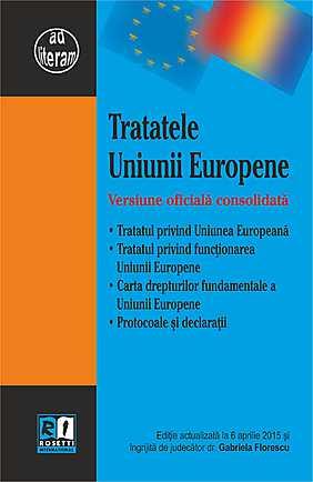 TRATATELE UNIUNII EUROPENE (2015-04-06)