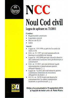 NOUL COD CIVIL (2014-09-15)