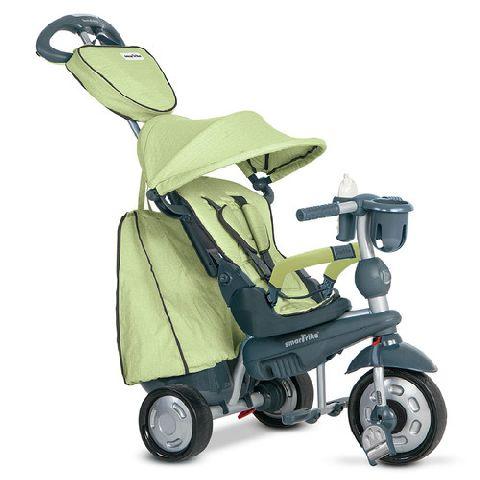 Smart Trike Explorer,5 in 1,10M-36M,verde