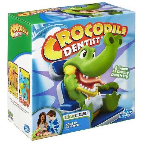 Joc Crocodilul la dentist
