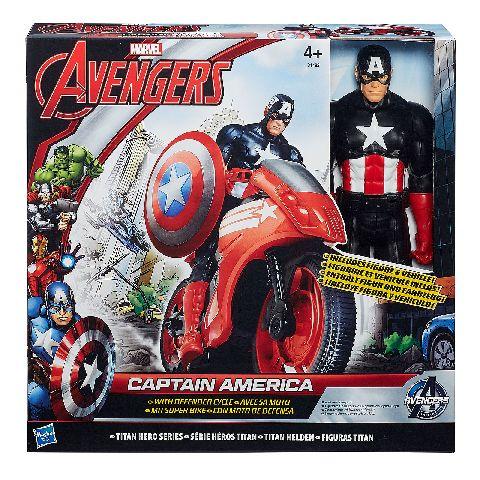 Avengers-Vehicul cu figurina,div modele