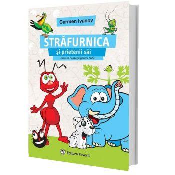 CD+Carte Strafurnica si prietenii sai - Manual de dictie pentru copii