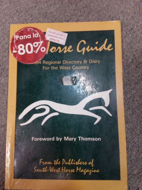 THE HORSE GUIDE