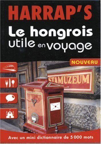 HONGROIS UTILE EN VOYAGE