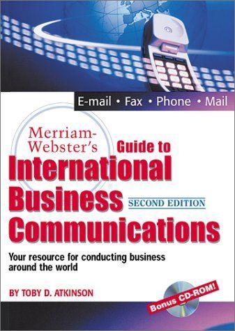 GHID INTERNATIONAL BUSINESS COMUNICATION