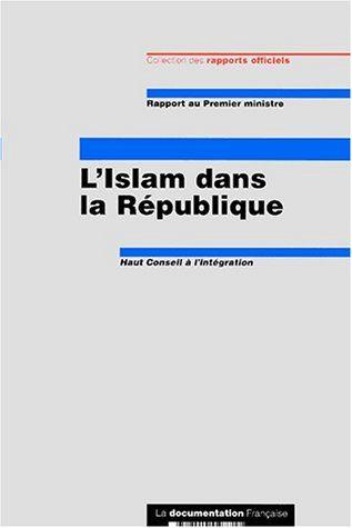 L`ISLAM DANS LA RÉPUBLIQUE - HAUT CONSEI