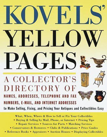 KOVELS` YELLOW PAGES