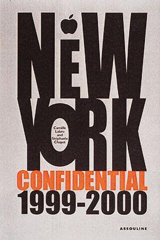 NEW YORK CONFIDENTIAL 2000