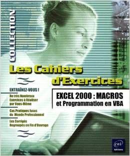 EXCEL 2000 LES MACROS