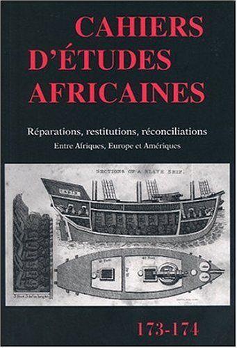 CAHIERS D`ETUDES AFRICAINES