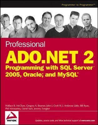 PROFESSIONAL ADO. NET 2