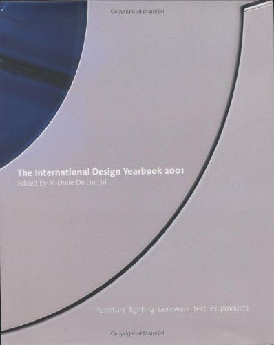 INTERNATIONAL DESIGN YEARBOOK 2001