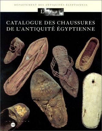 CAT.D.CHAUSSURES D.L`ANTIQUITE EGYPTIENN