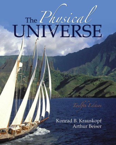 THE PYSICAL UNIVERSE